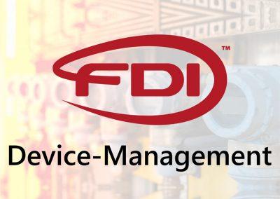 FDI Device-Management