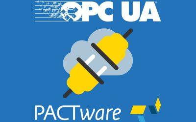 PACTware OPC UA Plug-In