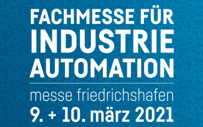 all about automation – Friedrichshafen 2021