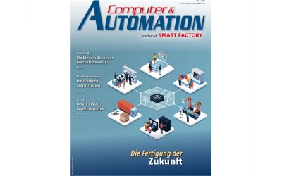 Computer & Automation Sonderheft – Smart Factory 2020